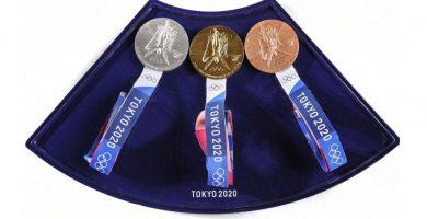 Medallas Juegos Olímpicos Tokio 2020