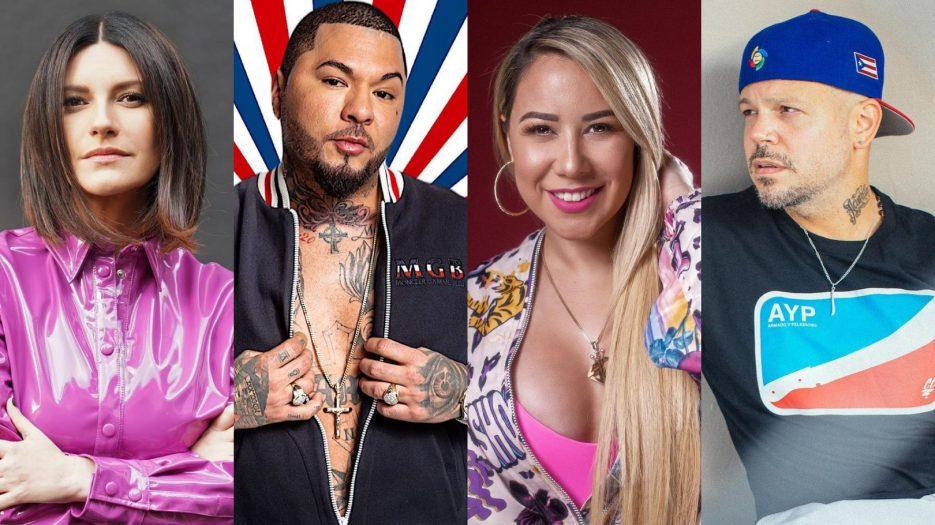 Playlist de artistas que apoyan a Cuba