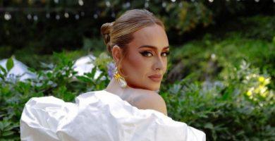 Adele estrena estilazo y novio en Instagram