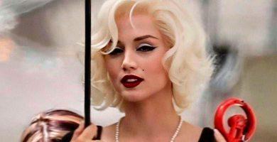 Ana de Armas Marilyn Monroe