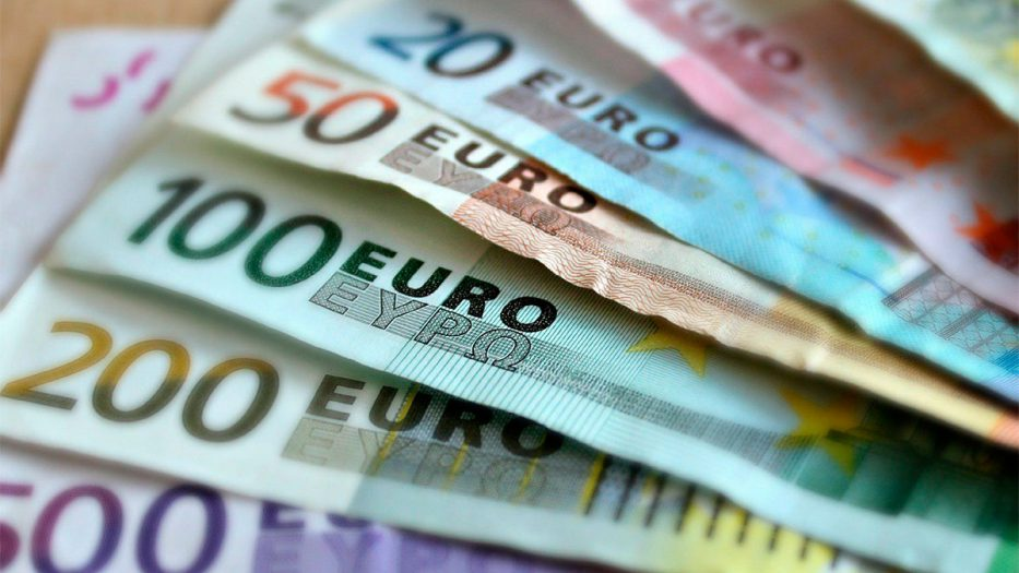 Banco Central de Cuba euros