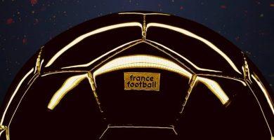Finalistas del Balón de Oro 2021