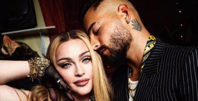 Madonna y Maluma encienden las redes con exclusiva en la revista Rolling Stone